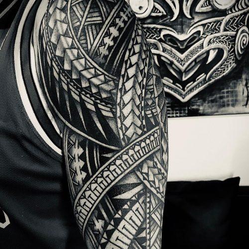 MaoriHalfSleeve